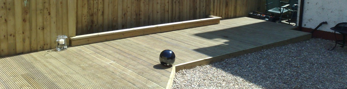 VIEW SMALL DECKING DETAILS